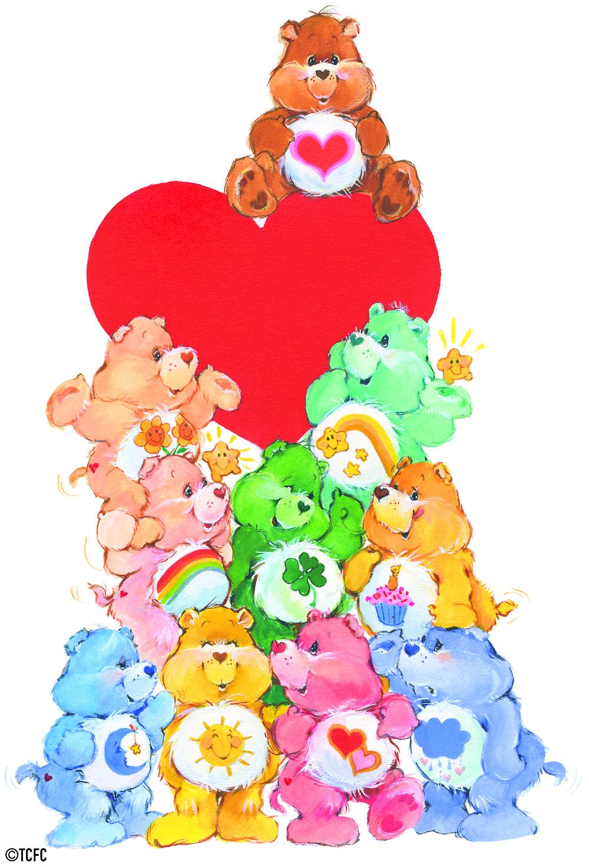 Care Bears Group Ii By American Greetings Americangreetings From
