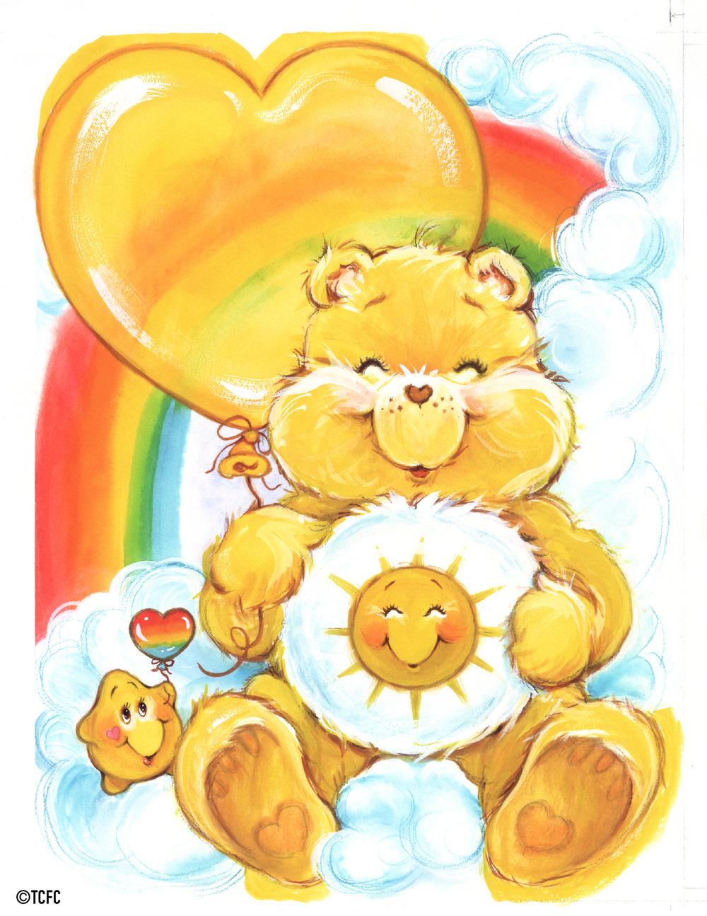 Funshine Bear And Balloon By American Greetings Americangreetings