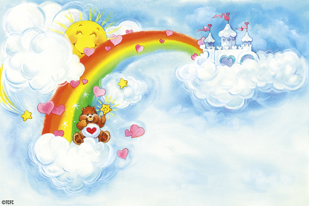 Care bears cloud castle by american greetings americangreetings care bears cloud castle 1451 32k m4hsunfo Choice Image
